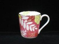 ナルミ narumi フローラルパラダイス マグカップ ピンク